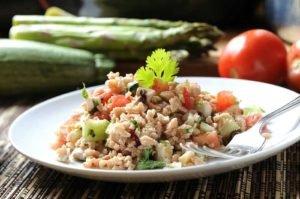 Receta de Ceviche de Soya